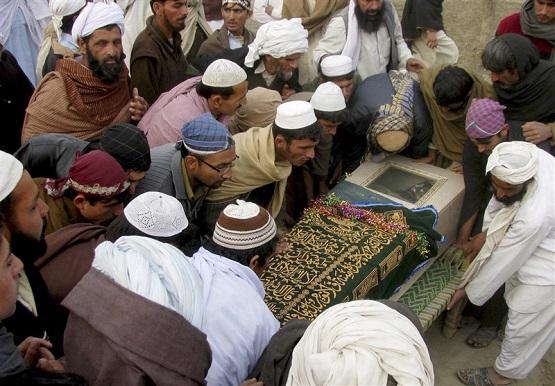 اذعان امریکا به افزایش ۷۳ درصدی تلفات غیرنظامیان در افغانستان