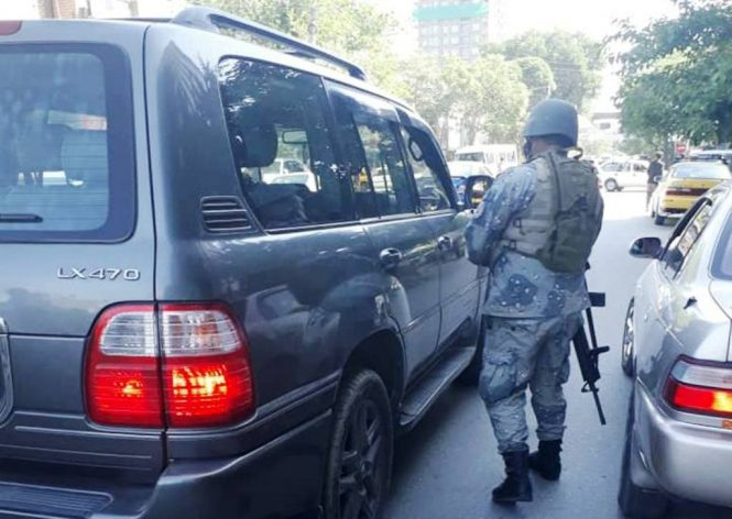 کشته شدن سه شهروند خارجی در کابل