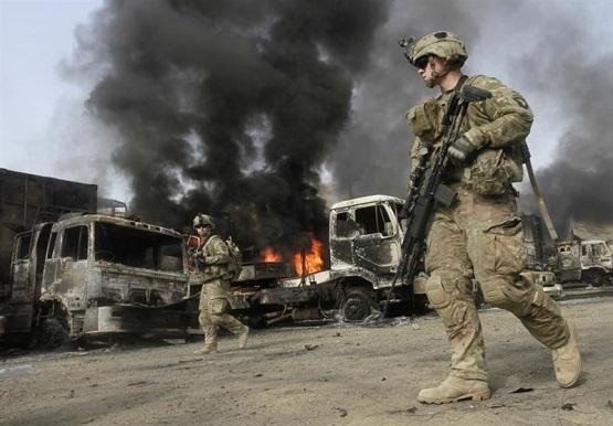 کشته شدن ۱۰ غیرنظامی توسط نیروهای ویژه امریکا در جنوب افغانستان