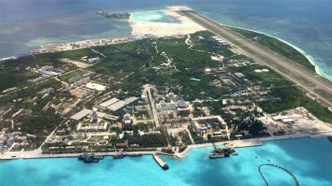 China 'to build island city' in South China Sea, US cries foul