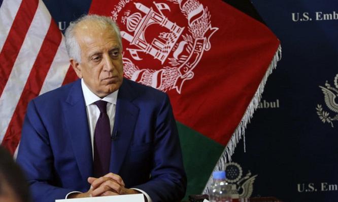 Khalilzad condemns Taliban 'Reckless' Offensive Announcement