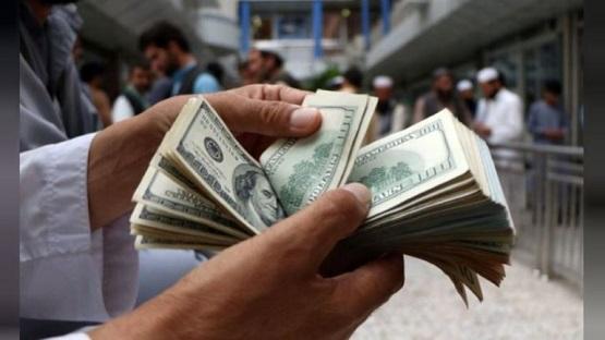 بهای هر دالر امریکایی به 78.5 افغانی افزایش یافته است