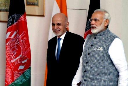 تعهد هند برای ۸۰ میلیون دالر کمک مالی به پروژه های توسعهیی