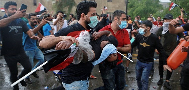 Who Is The Third Force Behind Killing Iraqi Protesters?
