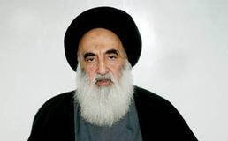 شایستگی آیتاله سیستانی برای دریافت جایزه صلح نوبل