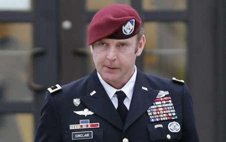 محاکمه جنرال امریکایی به اتهامـ آزار جنسی یک سرباز زن