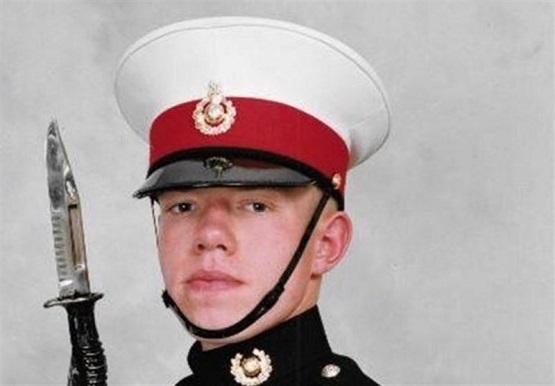 خودکشی تفنگدار دریایی سلطنتی انگلیس ۸ سال پس از اعزام به افغانستان + تصاویر