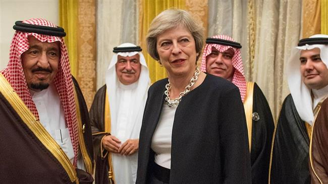 May hopes to tap Saudi 'immense potential' to boost UK economy