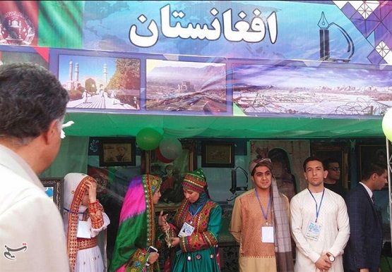 آغاز به کار سومین جشنواره فرهنگ ملل در مشهد + عکس