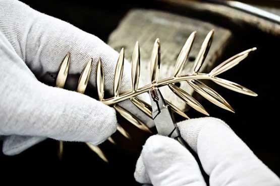 نخل طلای کن چگونه و کجا ساخته میشود؟ +عکس