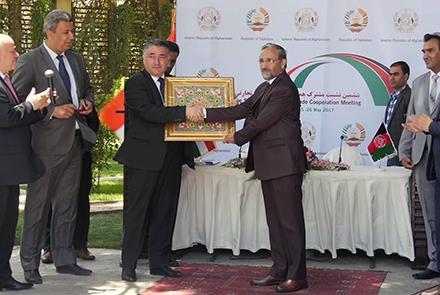 Trade Volume Between Afghanistan and Tajikistan Doubles