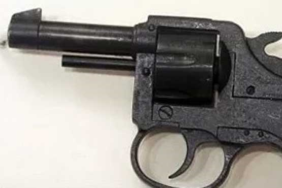ریگان با این سلاح ترور شد + عکس