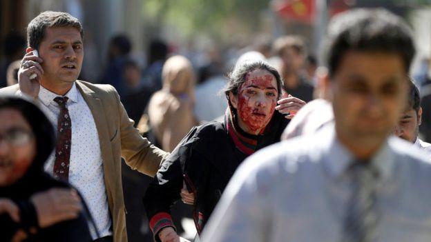 آلبومـ عکس: انفجار مرگبار در کابل/بخش دومـ