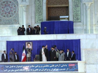 امام خمینی(ره) سی و چند سال پیش امریکا را شیطان بزرگ و غیرقابل اعتماد عنوان کرده بودند