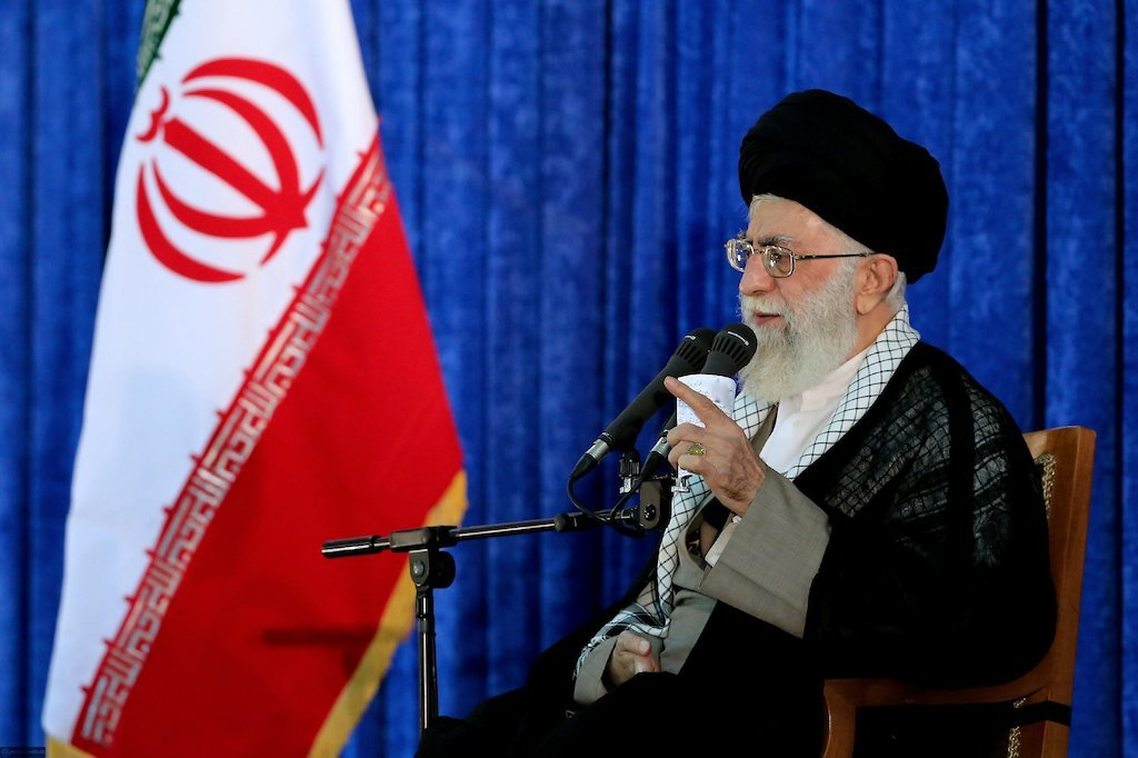 Imam Khomeini's Saying That US Unreliable Attested by Western Leaders: Iran Leader