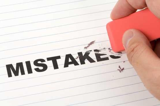 7 اشتباه بهداشتی که هر روز انجام میدهید