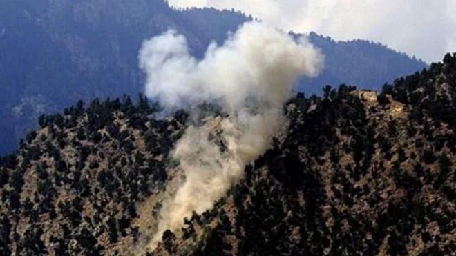 Deadly airstrike target ISIS militants in Nangarhar, leaving several dead