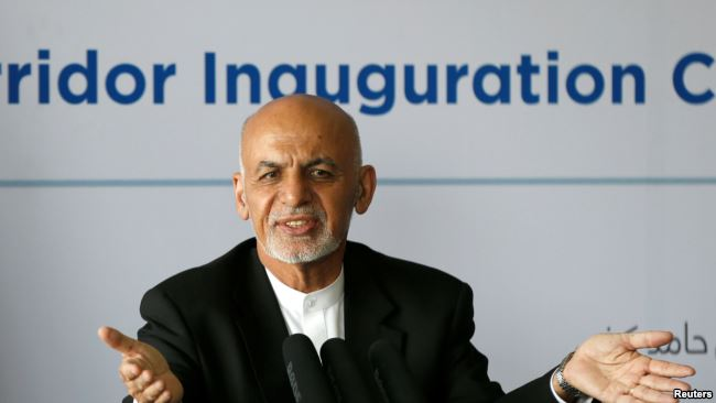 Ghani insists on 'reconciliation first with Pakistan' to bring peace in Afghanistan