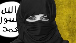 عملیات انتخاری برای آمرزش گناهان جنسی! /چرا زنان تروریست میشوند؟