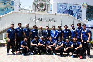 Afghan cricket team off to London for historic match ...