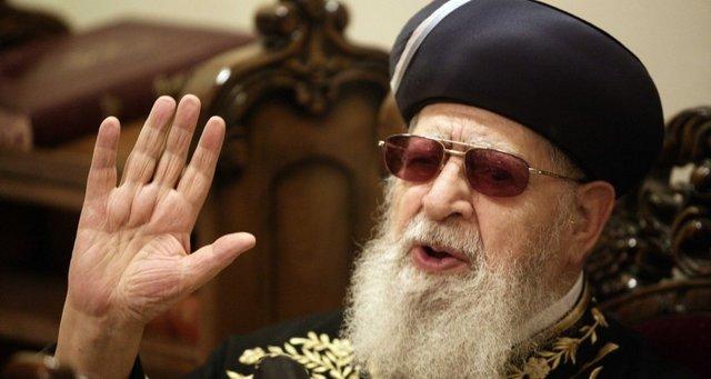 قتل فلسطینیان در اسرائیل توسط خاخام اعظم یهودیان واجب اعلام شد