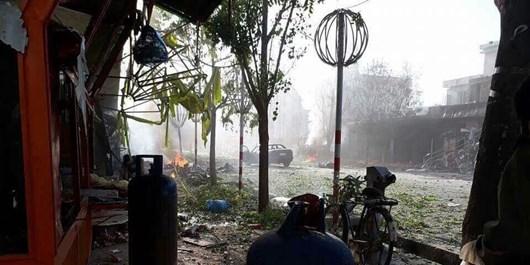 22 کشته و زخمی تا کنون در انفجار صبح امروز کابل