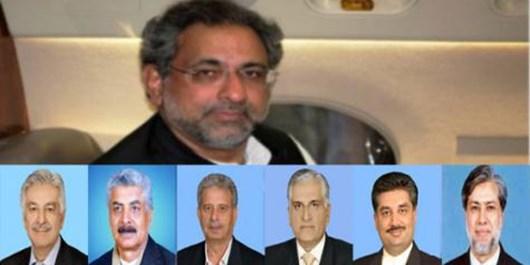 اعضای کابینه جدید دولت پاکستان معرفی شدند؛ «خواجه آصف» وزیر امور خارجه