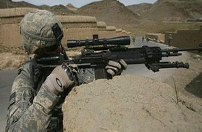 نیروهای امریکایی پس از 5 سال دوباره به پایگاه خود در میدانوردک برگشتند