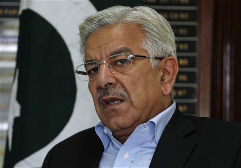 India supports Afghanistan in hatching anti-Pakistan conspiracies, Asif claims