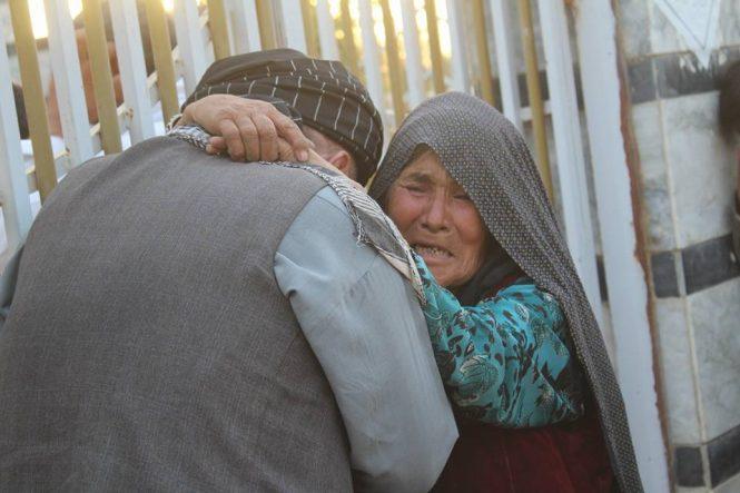 'توفان توییتری' کاربران افغان و ایرانی در اعتراض به کشتار سرپل