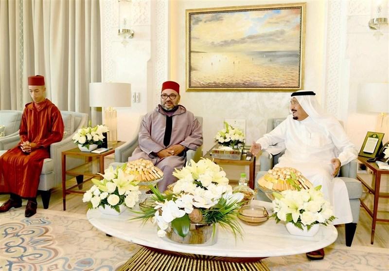 ملک سلمان ۱۰۰ میلیون دالر برای خوشگذرانی در مراکش هزینه کرده است