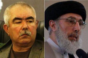 Junbish slams Gulbuddin Hekmatyar for his remarks regarding the new coalition