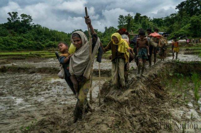 90 هزار آواره و صدها کشته حاصل دور جدید خشونتها علیه روهینجاهای میانمار