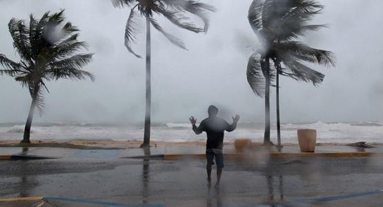 طوفان خطرناک