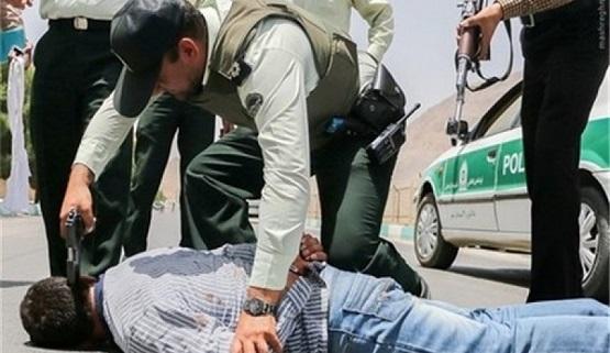 Iran detains Isis group leader near Tehran