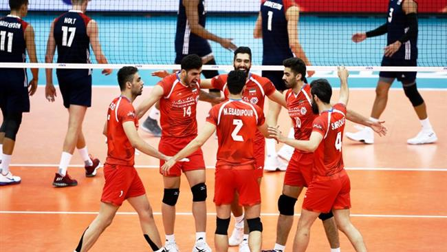 FIVB World Grand Champions: Iran 3-0 USA