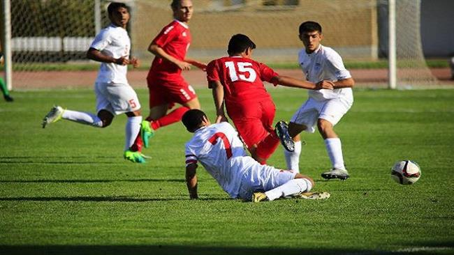 Iran edges past Afghanistan 2-1 2018 AFC U-16 Championship qualifier