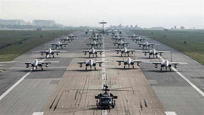 US increasing military spending to maintain global hegemony: Expert