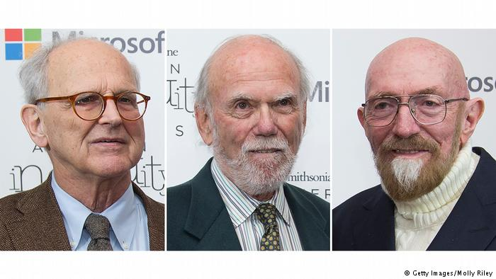برندگان جایزه نوبل فزیک اعلام شدند