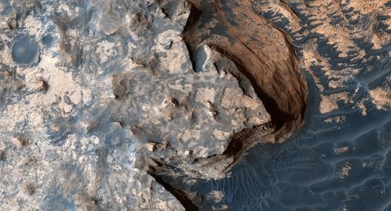 جزئیات وجود آب مایع در مریخ