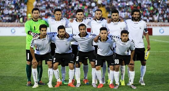 حذف افغانستان از رقابتهای جام ملتهای آسیا+ویدیو