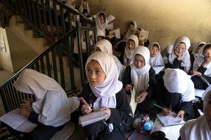 Two-Thirds of Afghanistanian Girls Do Not Attend School: Report