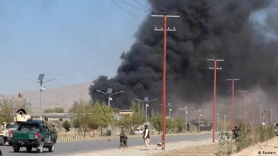 پیام خونین طالبان به نشست صلح افغانستان در عمان