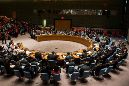 UN Strongly Condemns 'Terrorist Attacks' in Paktia