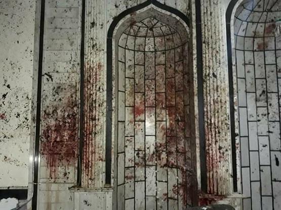 انفجار انتحاری در مسجدی در کابل با 50 کشته و زخمی