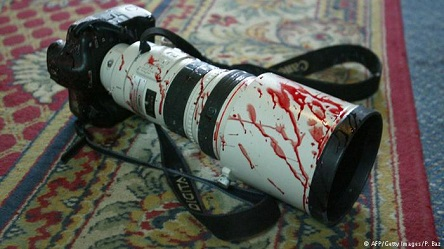 حدود ۱۰۰۰ خبرنگار در ده سال اخیر کشته شده اند