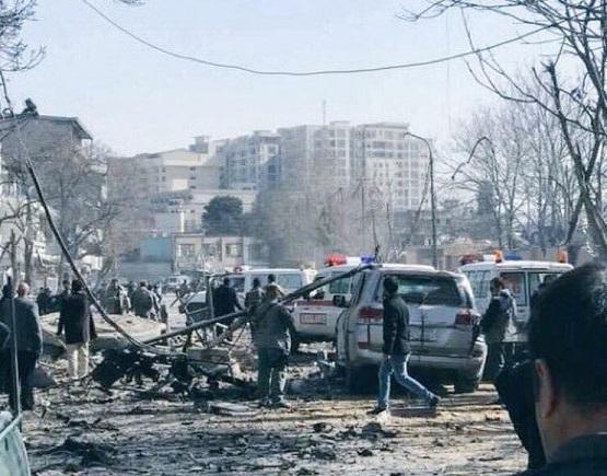 حمله انتحاری خونین در کابل/ 95 کشته و 158 زخمی