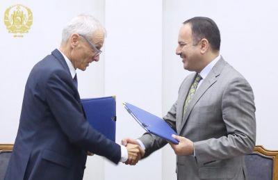 کمکهای درازمدت سویس به افغانستان با امضای یک توافقنامه تضمین شد
