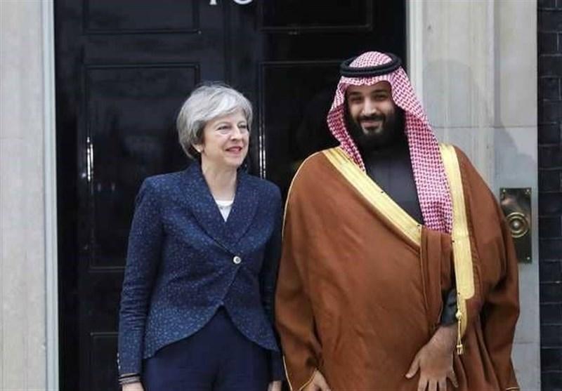 لندن و ریاض بر ضرورت مقابله با ایران توافق کردند