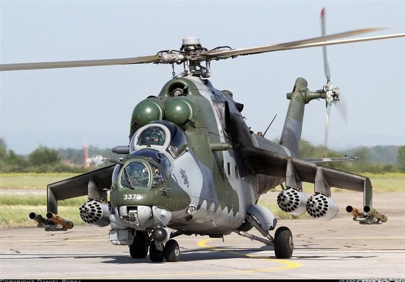 خرید بالگردهای روسی توسط دولت افغانستان